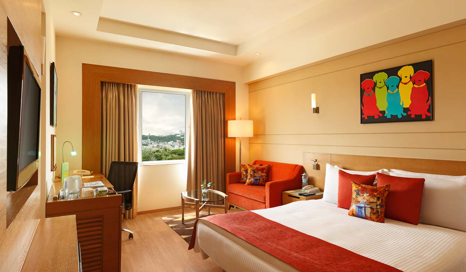 Hotel Green Lemon Lemon Tree Premier Ulsoor Lake Bengaluru Hotel Rooms