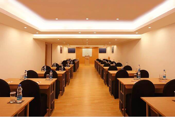 Conference Room at Lemon Tree East Delhi