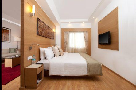 Executive Suite at Chandigarh Hotels