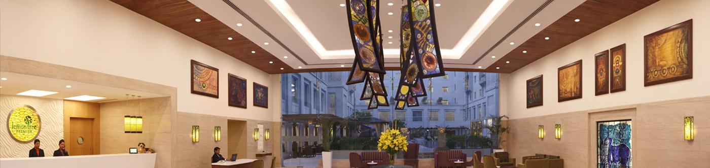 Lemon Tree Premier Delhi Airport Hotel Rooms