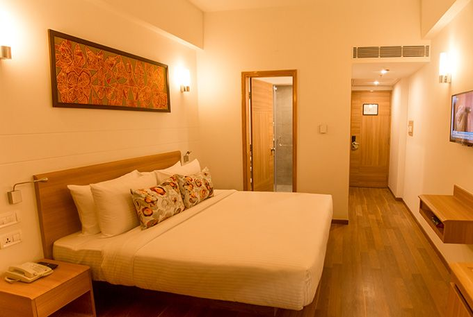 Superior Room of Gurgaon Hotels