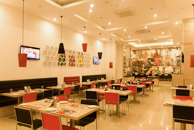 Citrus Café of Gurugram Red Fox