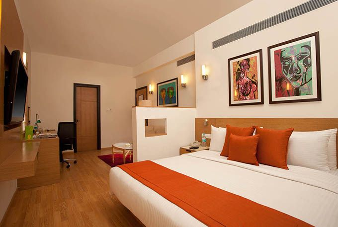 Studio Room at Chandigarh Lemon Tree Hotels