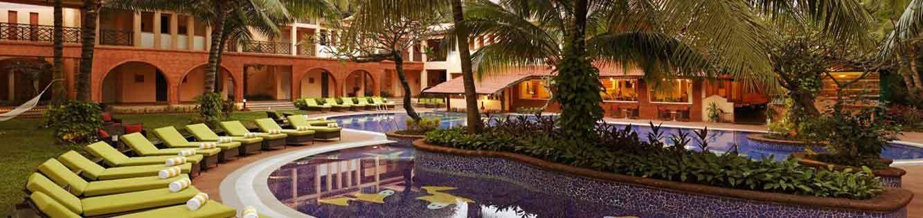 Beach Resorts In Goa At Candolim Lemon Tree Amarante Resort
