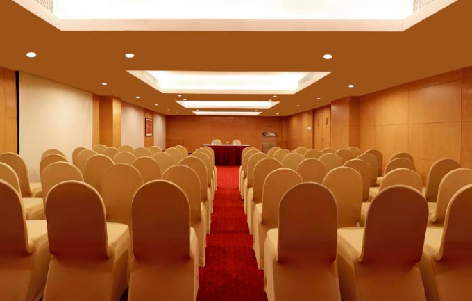 Conference Room of Lemon Tree Whitefield