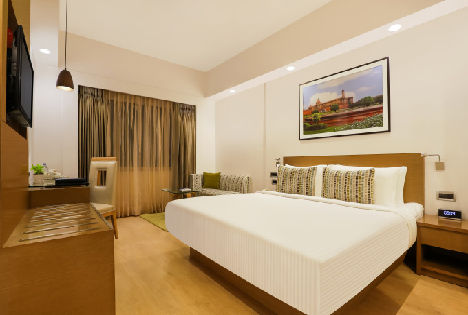 Lemon Tree Premier Delhi Hotel In Delhi Near Airport