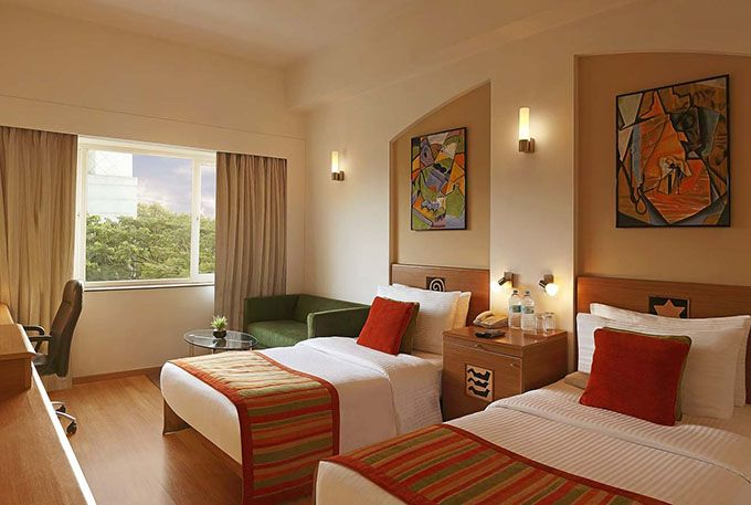 Superior Room of Udyog Vihar Gurgaon Hotels