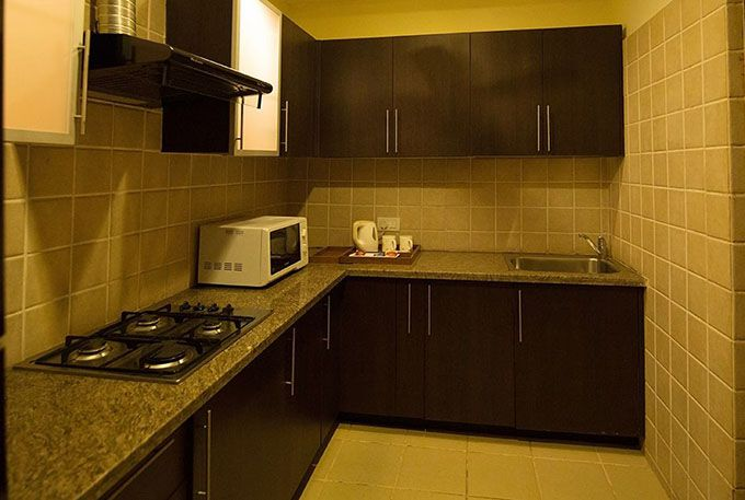 Studio Apartment With Kitchen of Lemon Tree Hotel Tarudhan Valley
