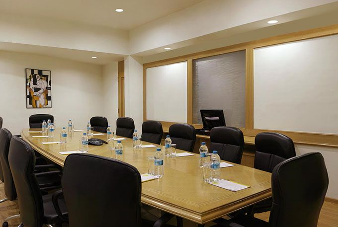 Business Boardroom of Lemon Tree Gurgaon