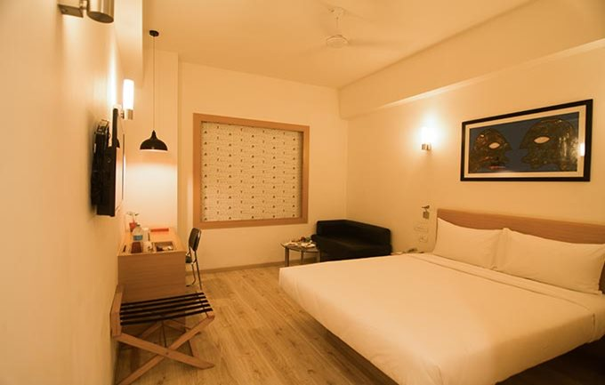 Red Fox Hotel - An Economical Hotel in Sector 60, Gurgaon