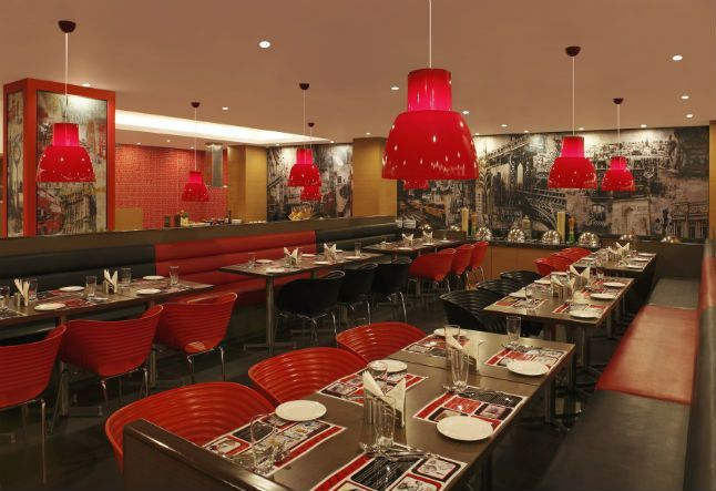 Clever Fox - Multi Cuisine restaurant in Red Fox Hotel Delhi Airport