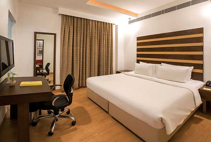 Lemon Tree Hotel Alwar Deluxe Room