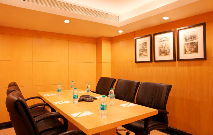 Board Room at Lemon Tree Hotel Whitefield Bangalore