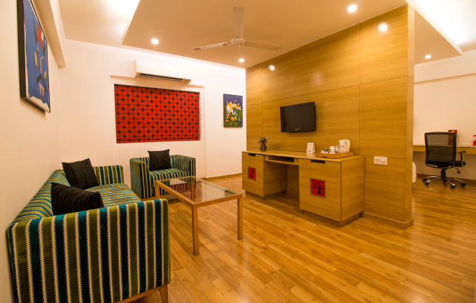 Executive Suite at Jaipur Budget Hotels
