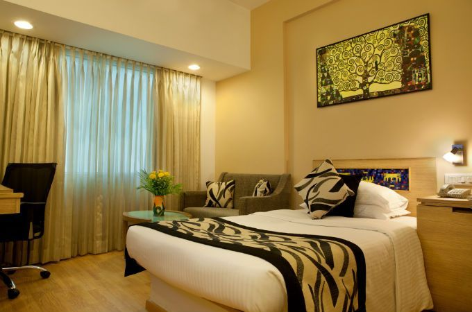 Standard Room at Hotels in Udyog Vihar Gurgaon