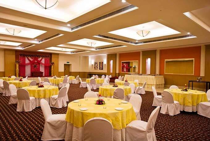 Meeting Rooms at Lemon Tree EDM