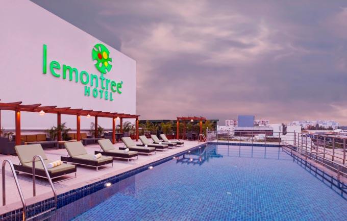 Lemon tree hotel business hotel in whitefield bangalore - Swimming pool in vaishali ghaziabad ...