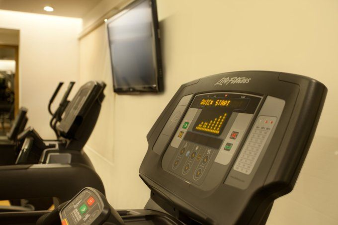 Fitness Center at Udyog Vihar Lemon Tree Hotel