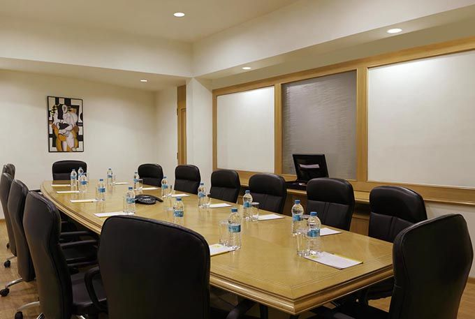 Business Board Room at Lemon Tree Hotel East Delhi Mall
