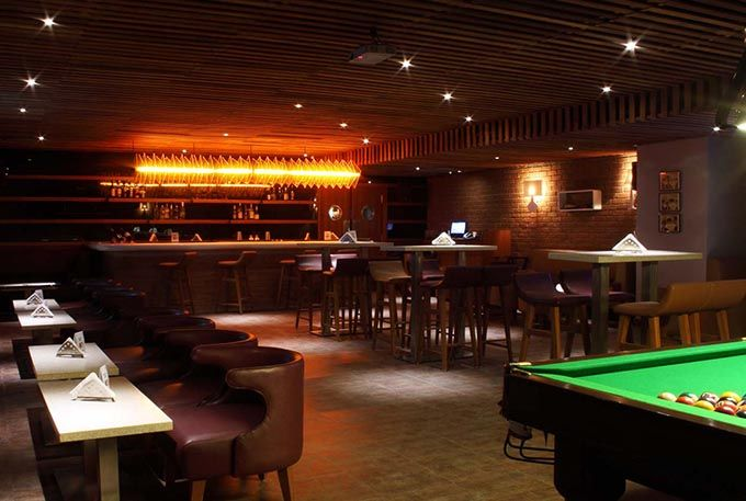 Lemon Tree Hotel Electronic City Bangalore Slounge Bar, Electronic City