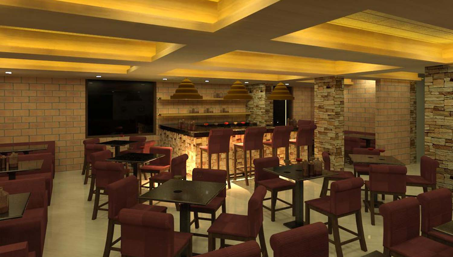 Red Fox Hotel, Tiruchirappalli - Family Restaurant in Trichy