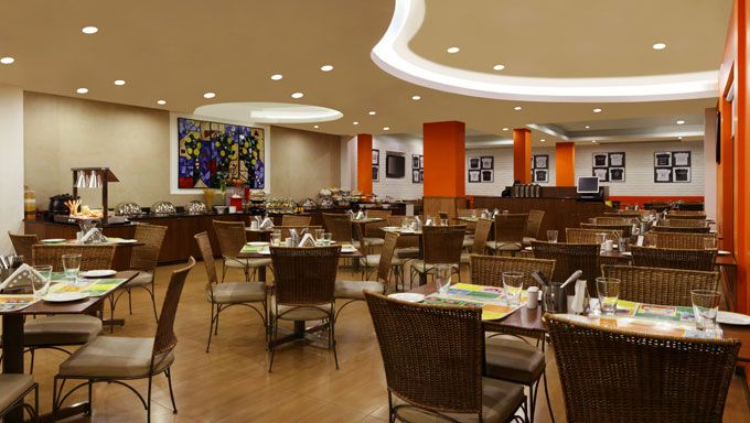 Multi Cuisine Cafe at Aurangabad Hotel