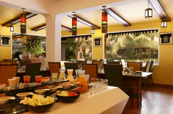 Citrus - Multi cuisine Cafe at Lemon Tree Goa