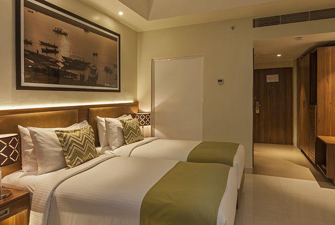 Top 5 Star Deluxe Hotel in Patna, Bihar - Lemon Tree Premier, Patna