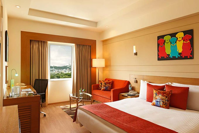 Deluxe Room at Lemon Tree Premier Hyderabad