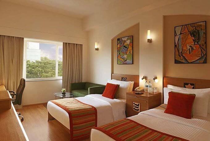 Superior Room at Lemon Tree East Delhi Mall