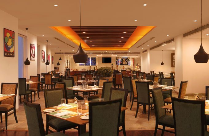 Citrus Café at Lemon Tree Hyderabad