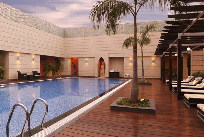 Lemon tree premier hotel in hyderabad hitec city madhapur - Swimming pool construction cost in hyderabad ...