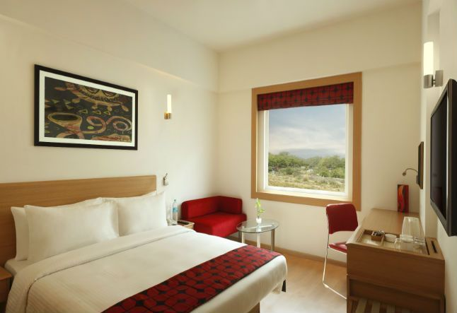Superior Room at Red Fox Hotel Delhi Airport