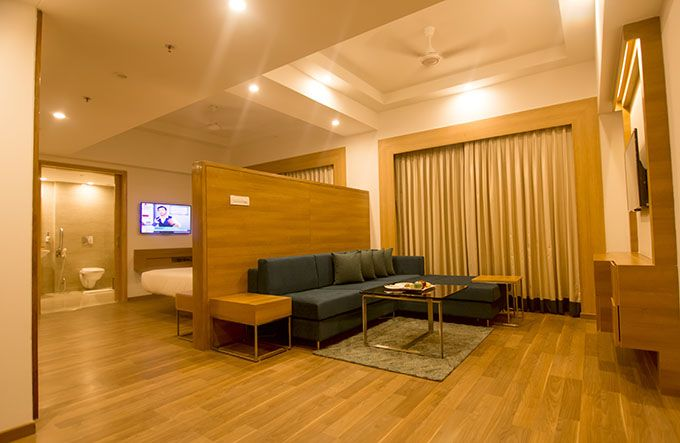 Deluxe Room at Hotels in Gurgaon