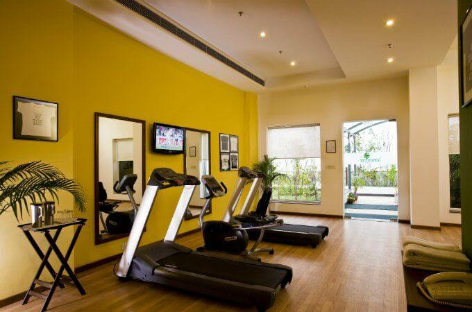 Fitness Center at Lemon Tree Kaushambi