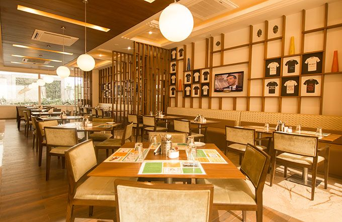 Multi Cuisine Restaurant at Lemon Tree Sector 60